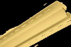 """Планка """"внутренний угол"""", 3м, цвет Жёлтый"""