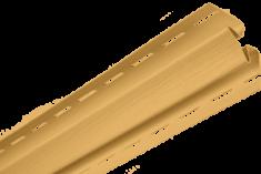 """Планка """"внутренний угол"""", 3м, цвет Золотистый"""