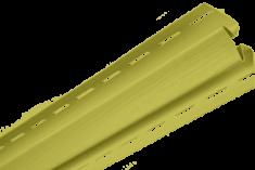"""Планка """"внутренний угол"""", 3м, цвет Оливковый"""