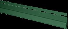 """Планка """"финишная"""" Зелёная Т-14 - 3,00м"""